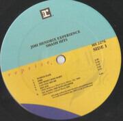 LP - The Jimi Hendrix Experience - Smash Hits - Jacksonville & SRC Combination Pressing