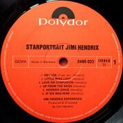 Double LP - The Jimi Hendrix Experience - Starportrait Jimi Hendrix - + booklet