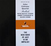 CD - The John Coltrane Quartet With McCoy Tyner , Jimmy Garrison , Elvin Jones - Ballads - Digipak