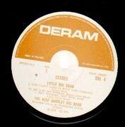 LP - The Keef Hartley Band - Little Big Band - Original UK