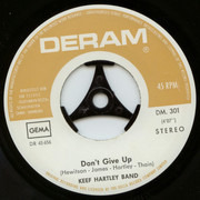 7inch Vinyl Single - The Keef Hartley Band - Don't Be Afraid