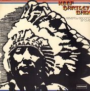 LP - The Keef Hartley Band - Seventy Second Brave - trade sample