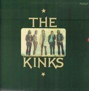LP - The Kinks - Amiga Edition - AMIGA