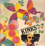 LP - The Kinks - Face To Face - UK PYE