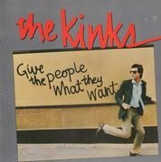 LP - The Kinks - Give The People What They Want