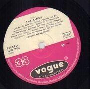 LP - The Kinks - Kinks - ORIGINAL