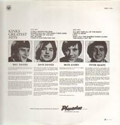 LP - The Kinks - Greatest Hits - Canada