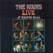 LP - The Kinks - Live At Kelvin Hall - MONO