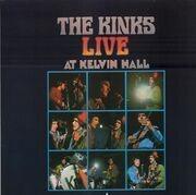 LP - The Kinks - Live At Kelvin Hall - MONO