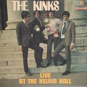 LP - The Kinks - Live At The Kelvin Hall - original french