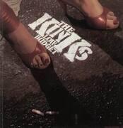 LP - The Kinks - Low Budget