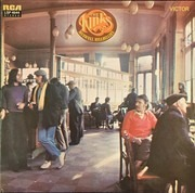LP - The Kinks - Muswell Hillbillies - Gatefold
