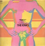 LP - The Kinks - Percy - RED PYE LABEL
