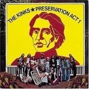 LP - The Kinks - Preservation Act 1 - UK
