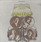 LP - The Kinks - Something Else By The Kinks - REISSUE