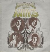LP - The Kinks - Something Else By The Kinks - UK Mono