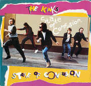 LP - The Kinks - State Of Confusion