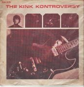 LP - The Kinks - The Kink Kontroversy - Original Taiwan. Orange Vinyl