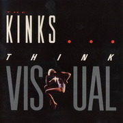 CD - The Kinks - Think Visual