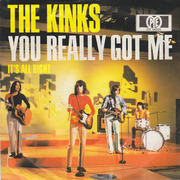 7'' - The Kinks - You Really Got Me