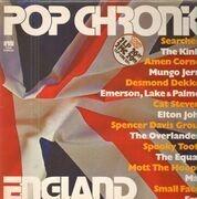 LP - The Kinks, Small Faces, Spencer Davis Group - Pop Chronik - England