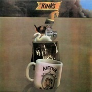 LP - The Kinks - Arthur Or The Decline And Fall Of The British Empire
