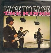 LP - The Kinks - Face To Face - GERMAN PYE
