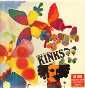 LP - The Kinks - Face To Face - red vinyl, 180g