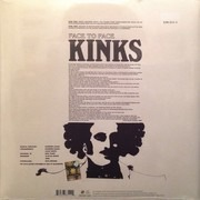 Double LP - The Kinks - Face To Face