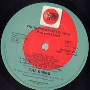 Double LP - The Kinks - Greatest Hits - plus 10' unreal. Tracks
