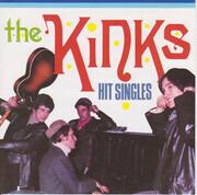 CD - The Kinks - Hit Singles