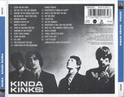 CD - The Kinks - Kinda Kinks