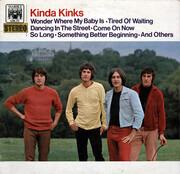 LP - The Kinks - Kinda Kinks