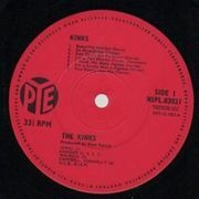 LP - The Kinks - Kinks - UK PYE ORIGINAL