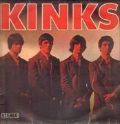 LP - The Kinks - Kinks - UK PYE ORIGINAL