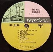 LP - The Kinks - Kinks-Size