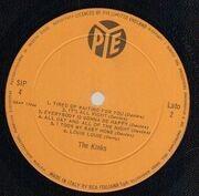 LP - The Kinks - Kinks - original italian