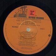 LP - The Kinks - Lola Versus Powerman And The Moneygoround - Part One - Winchester Pressing - Gatefold
