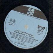 LP - The Kinks - Lola Versus Powerman And The Moneygoround Part One - original german pye