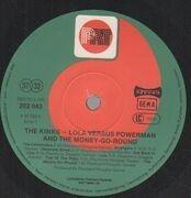 LP - The Kinks - Lola Versus Powerman And The Moneygoround Part One