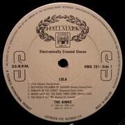 LP - The Kinks - Lola