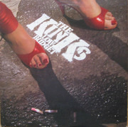 LP - The Kinks - Low Budget - Hub-Servall Pressing