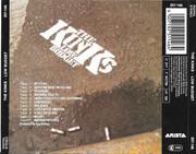 CD - The Kinks - Low Budget