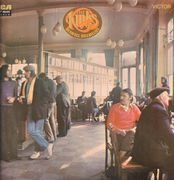 LP - The Kinks - Muswell Hillbillies