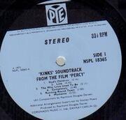 LP - The Kinks - Percy - Original UK
