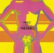 CD - The Kinks - Percy