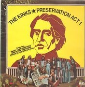 LP - The Kinks - Preservation Act 1 - promo