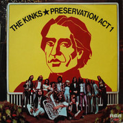 LP - The Kinks - Preservation Act 1 - Spain