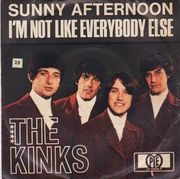 7inch Vinyl Single - The Kinks - Sunny Afternoon