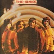 LP - The Kinks - The Kinks Are The Village Green Preservation Society - green/red labels